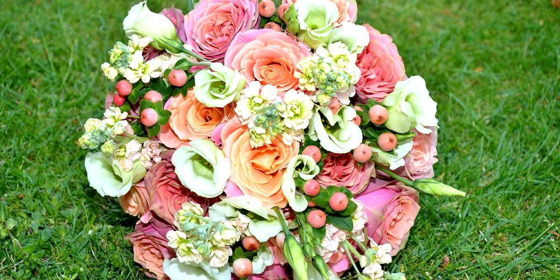 <span>The perfect flowers</span>for your wedding