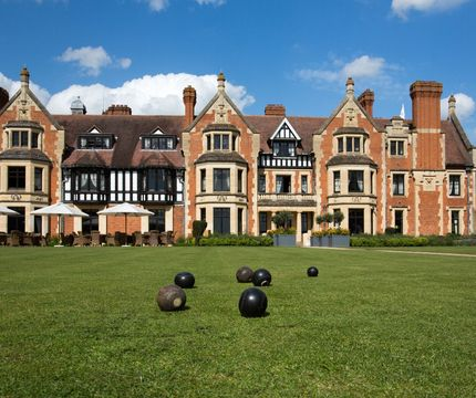 The Wood Norton Luxury Hotel and Wedding Venue