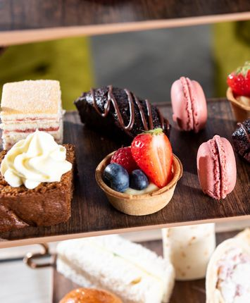 The Wood Norton Hotel_Cotswolds_Afternoon Tea